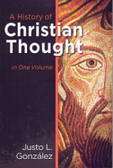 A History of Christian Thought: In One Volume