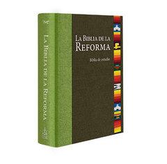La Biblia de la Reforma: Biblia de Estudio