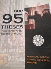 Our 95 Theses 500 years after the Reformation