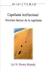 Capellanía Institucional: Nociones básicas de la capellanía